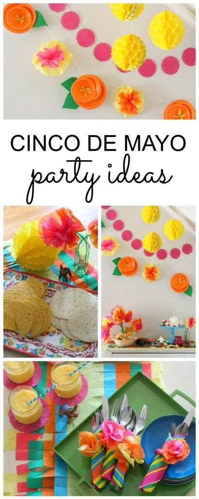 Cinco de mayo party ideas and budget friendly decorations top party holiday ideas - Cinco de mayo party decoration ideas ...