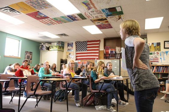high school social studies classroom - Google Search