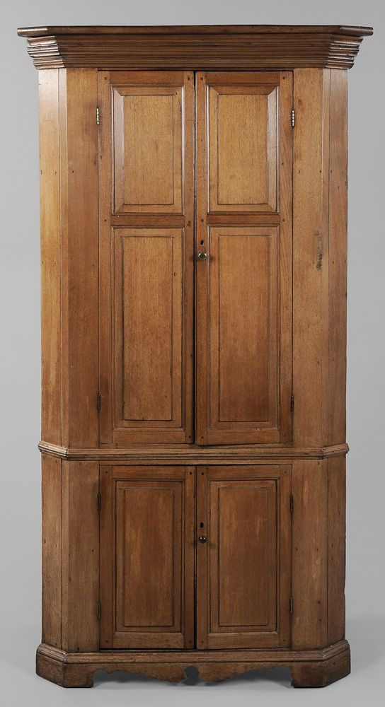 Cut nails kentucky and panel doors on pinterest for Butternut kitchen cabinets