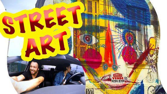 STREET ART SÃO PAULO Tiago Lopes