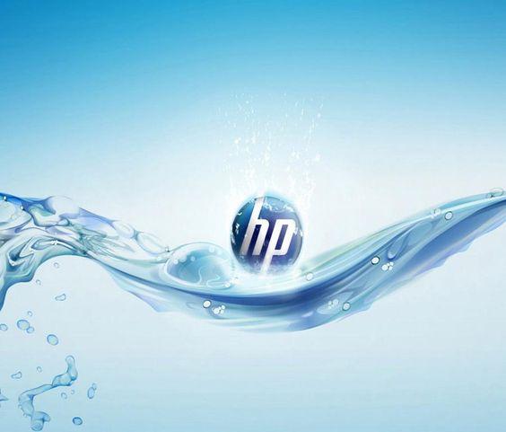 hp logo blue hd - photo #27