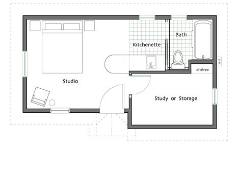 Small homes  Blue skies and Architects on PinterestThis cutey from Ross Chapin Architects  On his site there several more  some a little larger    all delicious   quot Blue Sky Cabin quot   floor plan