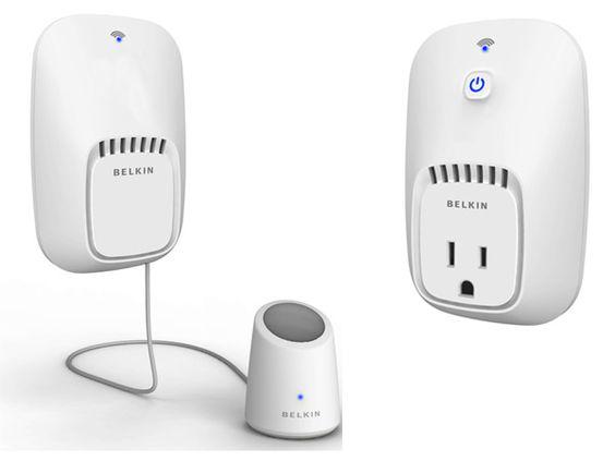 Belkin WeMo Home : contrôler vos prises électriques directement depuis votre smartphone