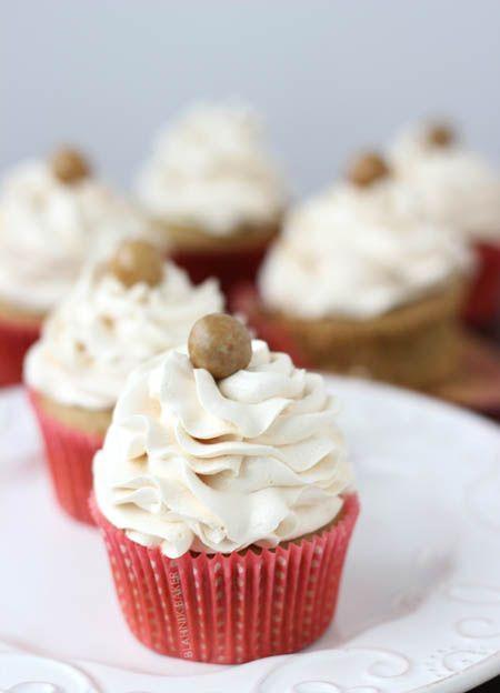 Caramel Brulée Latte #Cupcakes