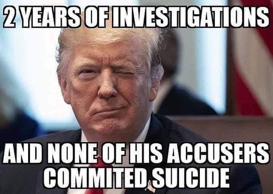 That's because he's innocent!!! Follow us �� @deplorables_are_us . . . . . #deplorables #trump2020 #republican #redwave #conservative…