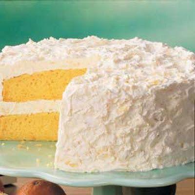 Pineapple Cake Recipe - Key Ingredient