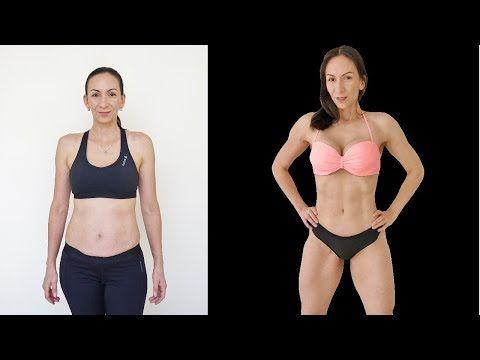 Perdida de peso en 4 meses