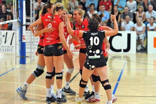 erima volleyball | CHAM. Les joueurs sponsorisés par ERIMA font bien office de ...