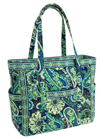 rhythm and blues...get carried away tote by vera bradley