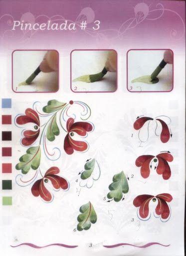 Рисуем цветы 2 - Oksana Volkova - Álbumes web de Picasa: