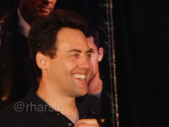Orny Adams welcomes fans at #DOTWCHI June 28, 2014