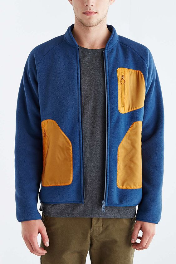 adidas Originals Polar Fleece Jacket | Dress | Pinterest | Blue ...
