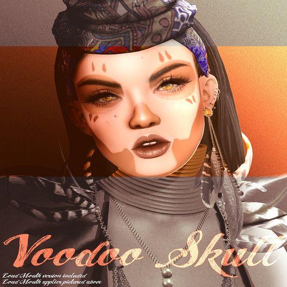 Voodoo Skull | Flickr - Photo Sharing!
