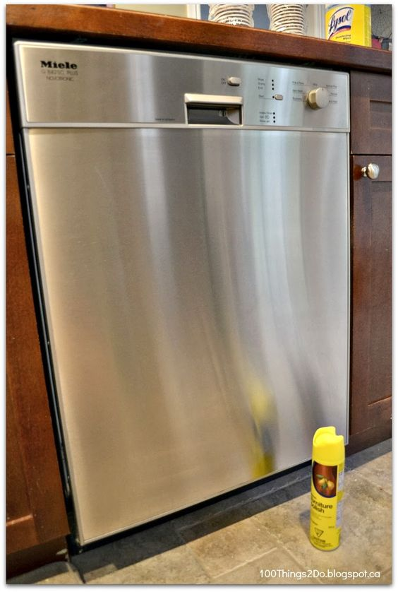How To Clean Stainless Steel Cleaning Tricks Pinterest Shower Doors Furniture And Cloths