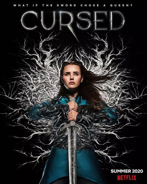 Tráiler De Cursed Serie De Netflix Que Cuenta La Historia De Excalibur De Frank Miller Netflix Episodios Daniel Sharman