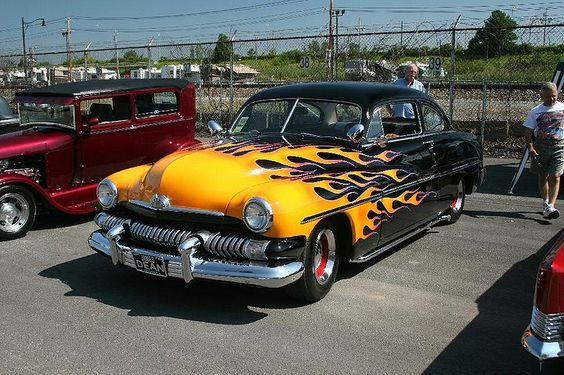 1951 Mercury