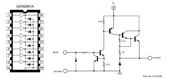 Transistor Array Pic Microcontroller Transistors Microcontrollers