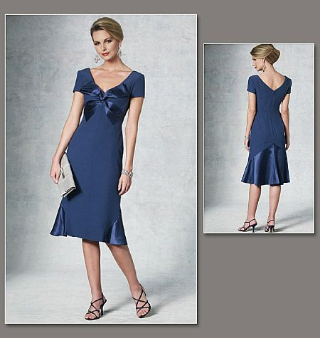 Mother Of The Bride Dress Patterns To Sew - Ocodea.com