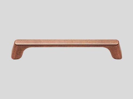 Nobilia metall griff nr 553 kupferfarbig antik for Griff küche