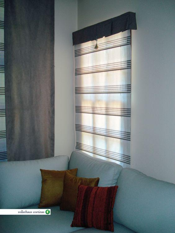 Sofisticadas y elegantes cortinas para tu sala de estar for Catalogo de cortinas para sala
