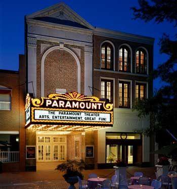Paramount in Charlottesville, VA