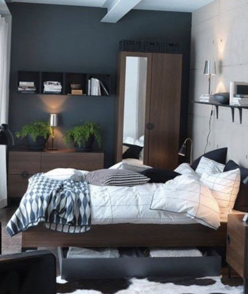 Inspiration Modern Small Bedroom Design Minimalist Smallbedroomideas Smallmasterbedroom Classy Bedroom Small Master Bedroom Small Bedroom Ideas For Couples