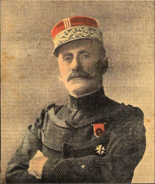 WW1, 1916; Ferdinand Foch, French General, responsible for the major French…