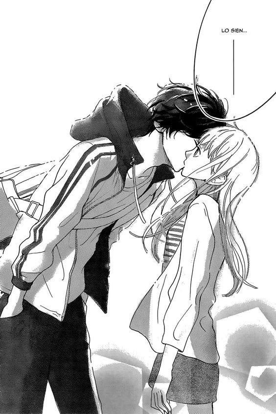 Atashi Kisushita Capítulo. 1 página 36 - Leer Manga en Español gratis en NineManga.com
