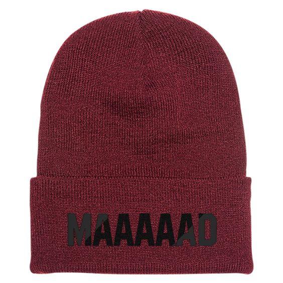 MAAAAAD Knit Cap