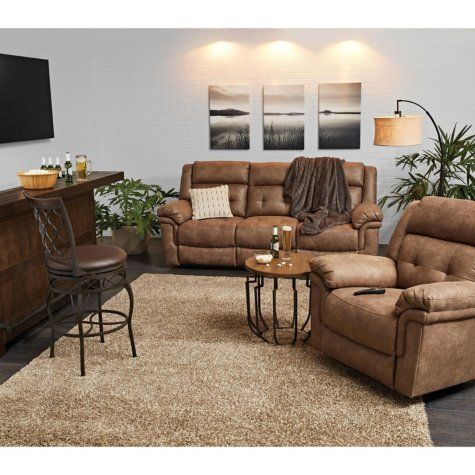 Brilliant Members Mark Hughes Reclining Sofa Sams Club In 2019 Pabps2019 Chair Design Images Pabps2019Com