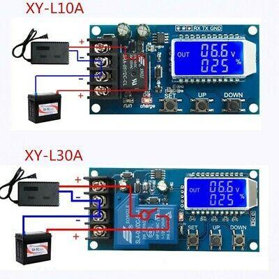 6-60V lead-acid Battery Charge Controller Protection Board switch 12V 24V 48V UK