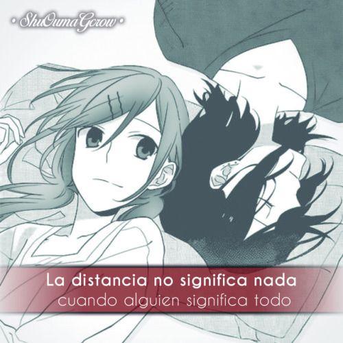 Anime Frases Frases Anime Sentimientos Shuoumagcrow Amor Manga