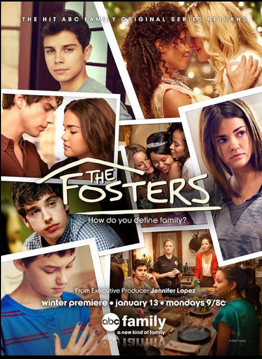 The Fosters, premiere poster