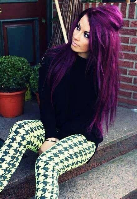 Purple - so beautiful !!