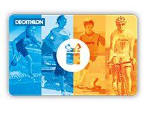 Carte Cadeau - Décathlon