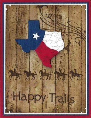 Happy Trails To You!