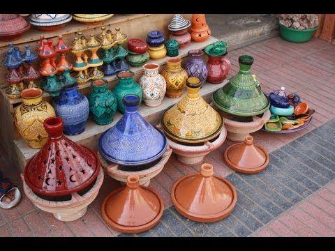 Moroccan Craft Artisanat Marocaine الصناعة التقليدية المغربية