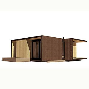 DIY cabin in the woods | ...Or choose another prefab cabin | Sunset.com