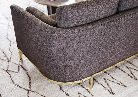 Curved Back Sofa by Lawson-Fenning | sordoni-indoors.com: