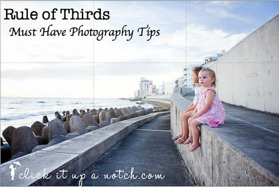 Great post on How to take (or crop) better, more interesting and eye catching photos for your blog.