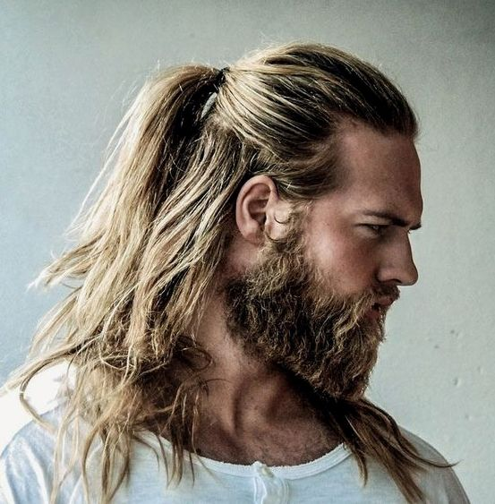 The Best Men S Ponytail Hairstyles For 2019 26 Ultimate Picks Hair Styles Man Ponytail Long Hair Styles Men