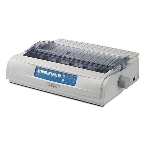 Take A Look At This New Item Available Oki Data Microlin Check It Out Here Http Www Widgetree Com Products Oki Data Microline 491n D With Images Printer Usb Matrix