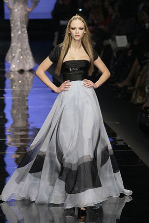 Elie Saab Spring 2007 Couture