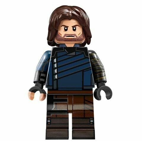 LEGO 5002943 Marvel Super Heroes Winter Soldier Mini Figures NEW