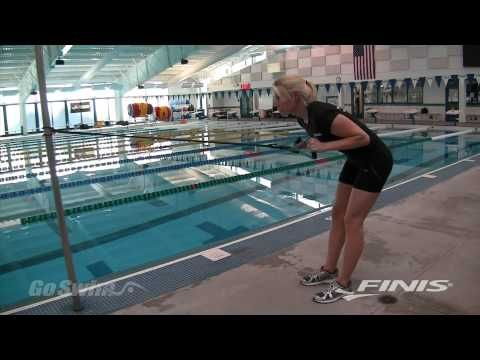 Finis dryland cords swim conditioning outside the pool - What is swimming pool conditioner ...