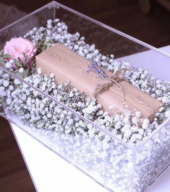 صور هدايا 2020 و اجمل هدايا عيد الميلاد للحبيب Flower Box Gift Wedding Gifts Packaging Flowers Bouquet Gift
