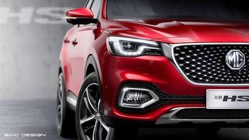 Mg Hs Suv To Be A Show Car In Auto Expo 2020 Rival Hyundai Tucson Upcoming Cars New Upcoming Cars Hyundai Tucson