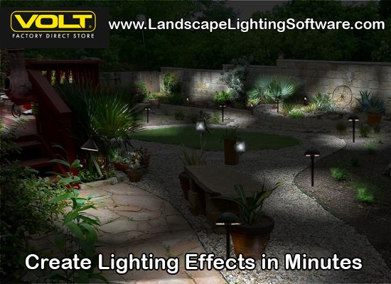 9 best volt lighting landscape lighting software images on volt lighting fixtures this is a photo image created in landscape lighting effects aloadofball Gallery