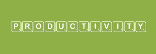 productivity tips for ordinary people