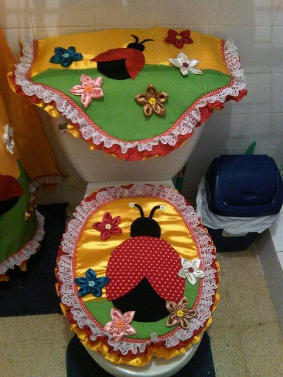 Juegos De Baño Navidenos:juego de baño Catarina